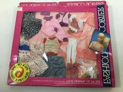 "FASHION CORNER LUCKY DOLL CLOTHES: Fits 11 1/2"" Dolls  *NE"
