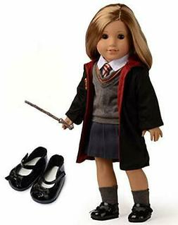 sweet dolly Magic Outfits Witchcraft School Uniform Doll Clo