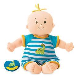 Manhattan Toy Baby Stella Boy Soft First Baby Doll for Ages