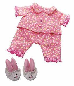 Manhattan Toy Baby Stella Goodnight Pajama Set Baby Doll Clo
