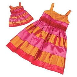 Our Generation Me & You Matching Fashion Party Dress Set for