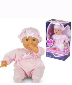 "Melissa and Doug Mine To Love Jenna Baby Doll 12"" Brand New"