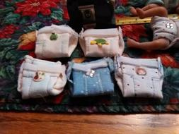 micro preemie handmade cloth diapers/doll clothing/all sizes