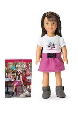 """MINI American Girl Doll 6/"""" Grace Thomas w// Clothes Meet Outfit Shoes Book"""