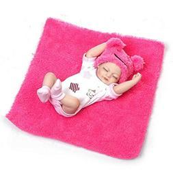 "Terabithia Miniature 10"" Realistic Beautiful Dreamer Newborn"