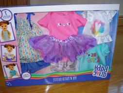 Baby Alive Mix N Match Outfits Brand New