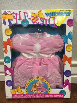 Multi Toys Corp. Toddler Dress-Ups 15-17 inch baby doll clot