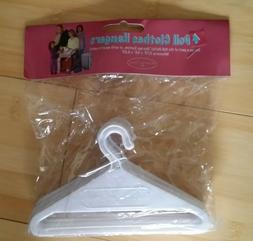 """NEW-16 Doll Clothes Hangers fits 18"""" dolls American Girl"""