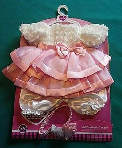 "NEW ADORA  20"" TODDLER TIME SWEET SUNDAE DOLL OUTFIT"