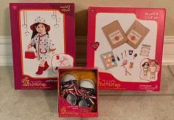 NEW Doll Clothes & Accessories Lot for American Girl Our Gen