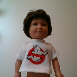 NEW GENERATON DOLL CLOTHES GHOSTBUSTERS SHIRT FITS 18 INCH D