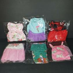 New Lot of Clothes for 18 Inch Dolls - American Girl Our Gen
