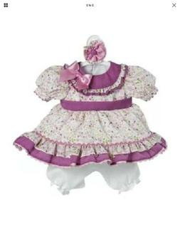 "New Adora Toddler Time 20"" Baby Doll Fashion Outfit Flora"
