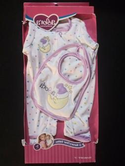 Adora Nursery Time Baby Doll Ice Cream Ensemble Outfit