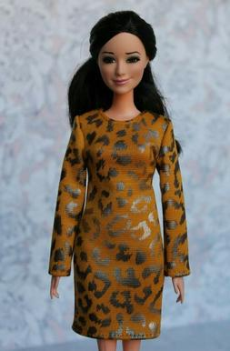 №326 Clothes for Barbie Doll. Dress for Dolls.
