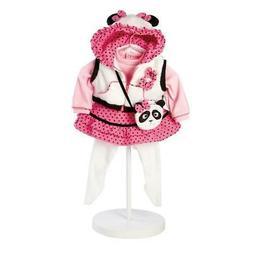 "Adora ""Panda Fun Outfit"" Baby Doll Clothes - 20 inch Toddler"