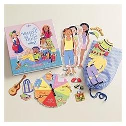 EeBoo Paper Doll Game
