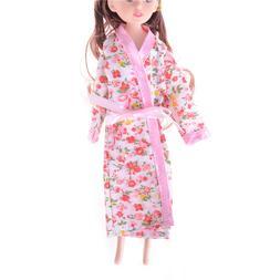 Pink Flower <font><b>Clothes</b></font> For <font><b>Dolls</