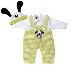 Adora Playtime Baby Outfit - Puppy Play Overalls