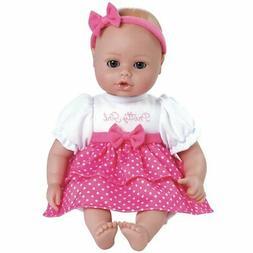 "Adora Playtime Baby Pretty Girl Vinyl 13"" Girl Weighted Wash"