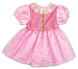 Ebuddy Puff Sleeve Princess Dress Doll Clothes For 16 Inch H