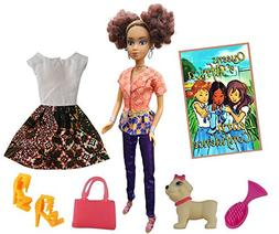 Queens of Africa Black Doll - BUNDLE  …