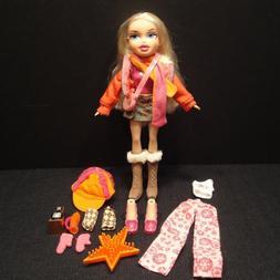 RARE Bratz Campfire Cloe Clothes Accessories