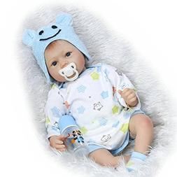 Seedollia Real Looking Reborn Baby Dolls Boys Eyes Open Weig