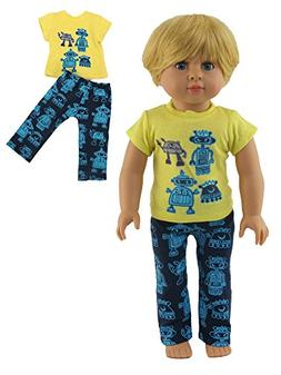 """Robot Pajamas 