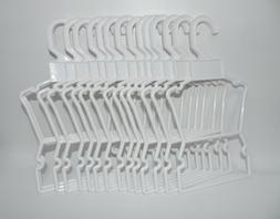 "Set of 15 Doll Clothing Hangers - fits 18"" American Girl® a"