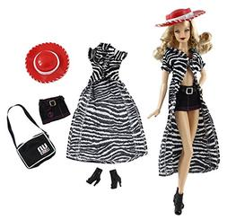 ZITA ELEMENT 5in1 Set Skirt+shorts+bag+shoes+hat Fashion Out