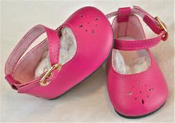 Shoes Medium Pink for Paola Reina Wellie Wishers Doll Access