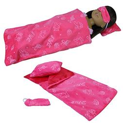 ZITA ELEMENT 3 Pcs Sleeping Series Accessories | Sleep Bag,