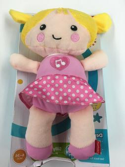 Fisher-Price Soft Baby Doll - My First Silly and Sweet Baby