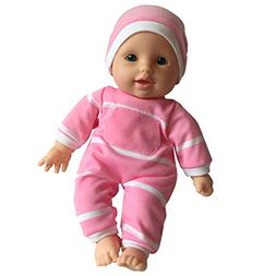 "11 inch Soft Body Doll in Gift Box - 11"" Baby Doll"