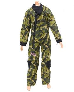 Soldier Firemen Marines Combat Uniform Outfit for Ken doll C