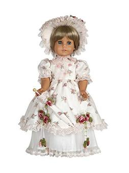 "Southern Belle Complete Outfit with Shoes. Fits 18"" Dolls Li"