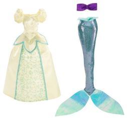 Disney Sparkle Princess Doll Clothes - Ariel Fashion