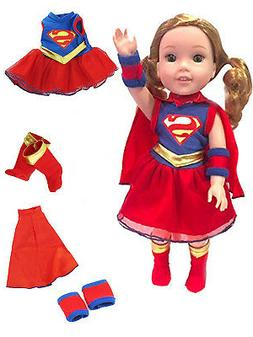 super girl halloween costume dress for 14