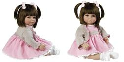 "Adora Sweet Cheeks Toddler Time 20"" Baby Doll Dress Outfit -"