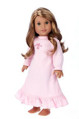 DreamWorld Collections - Sweet Dreams - Pink Nightgown for 1