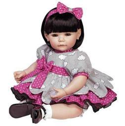 "Adora Toddler Little Dreamer 20"" Girl Weighted Doll Gift Set"
