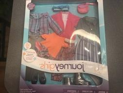 Toys 'R Us 15 pc Mix & Match JOURNEY GIRL DOLL OUTFIT GIFT S