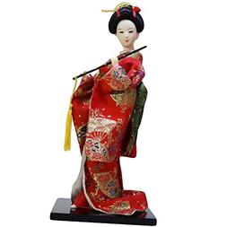 George Jimmy Traditional Japanese Beautiful Kimono Geisha/Ma