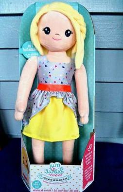 """Washable 18"""" Cloth Dolls  Rag Doll  My Sistie Mandy  Just Li"""