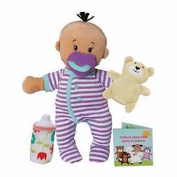 """Manhattan Toy Wee Baby Stella Beige Sleepy Times Scent 12"""" S"""