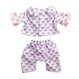 "Manhattan Toy Wee Stella Story Time 12"" Baby Doll Pajama Set"