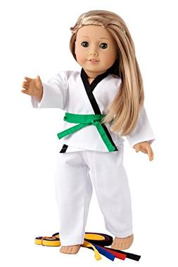 White Karate / Tae Kwon Do Outfit Includes Blouse, Pants and