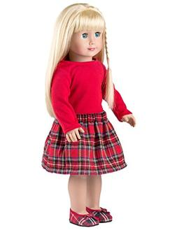 WWS Toy - Doll Clothes and Accessories For 18 inch Dolls Suc